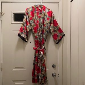 Inner Most Womens Robe Size Medium Pre Owned